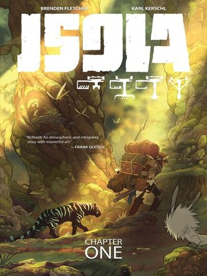cover image of Isola (2018), Volume 1