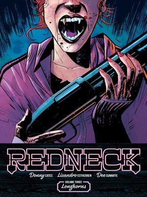 cover image of Redneck (2017), Volume 3