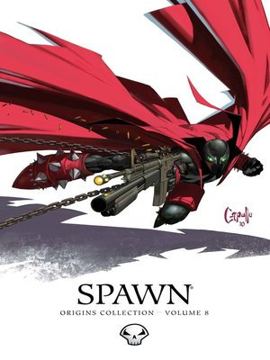 cover image of Spawn Origins Collection, Volume 8