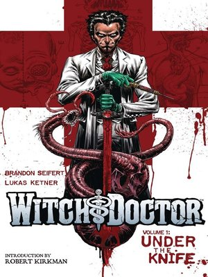 cover image of Witch Doctor (2011), Volume 1
