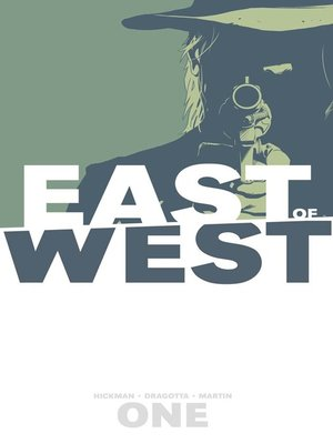 cover image of East of West (2013), Volume 1
