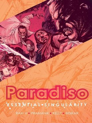 cover image of Paradiso (2017), Volume 1