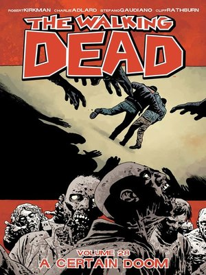 cover image of The Walking Dead, Volume 28