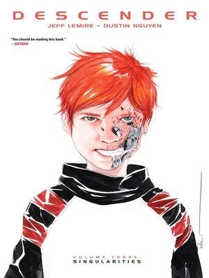 cover image of Descender (2015), Volume 3