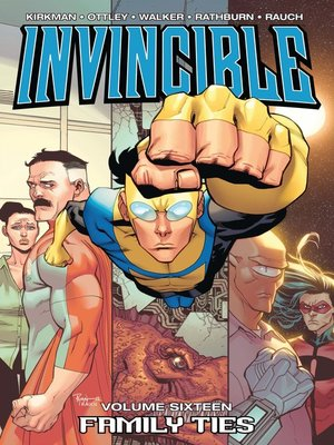 cover image of Invincible (2003), Volume 16