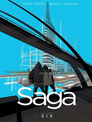 cover image of Saga, Volume 6