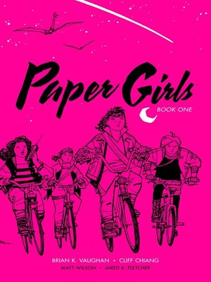cover image of Paper Girls, Book One