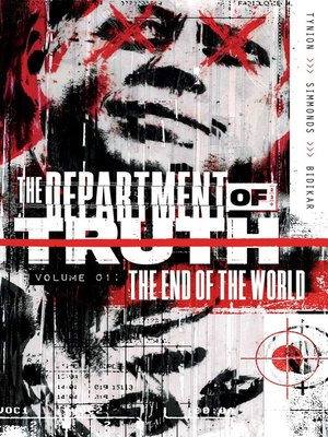 cover image of The Department of Truth (2020), Volume 1