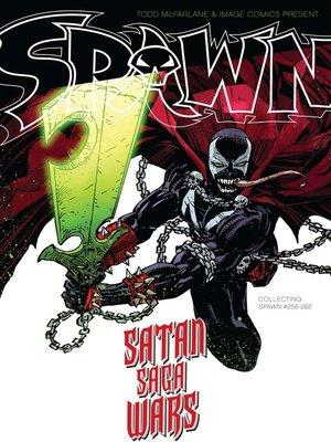cover image of Spawn (1992): Satan Saga Wars