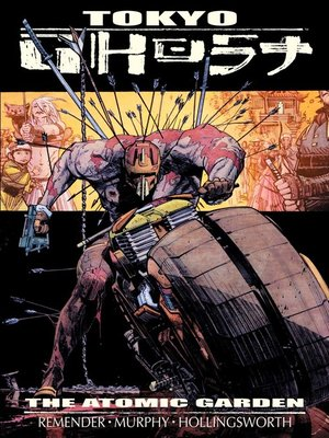 cover image of Tokyo Ghost (2015), Volume 1