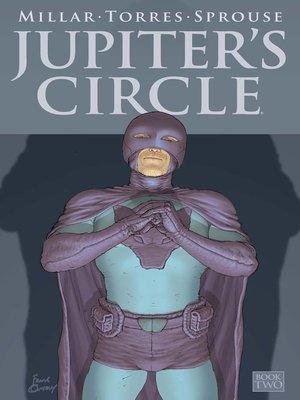 cover image of Jupiter's Circle (2015), Volume 2