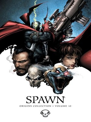 cover image of Spawn Origins Collection, Volume 10