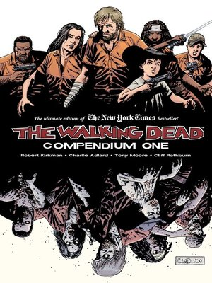 cover image of The Walking Dead, Compendium 1