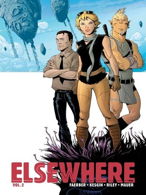 cover image of Elsewhere (2017), Volume 2
