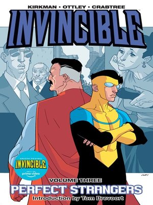 cover image of Invincible (2003), Volume 3