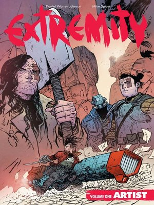 cover image of Extremity (2017), Volume 1