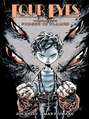 cover image of Four Eyes (2008), Volume 1