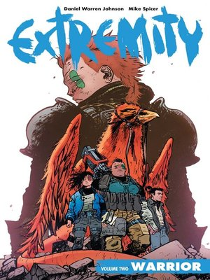 cover image of Extremity (2017), Volume 2