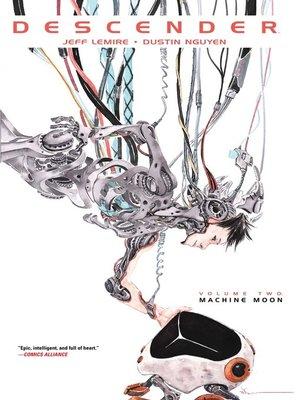 cover image of Descender (2015), Volume 2