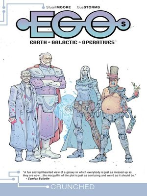 cover image of EGOs, Volume 2