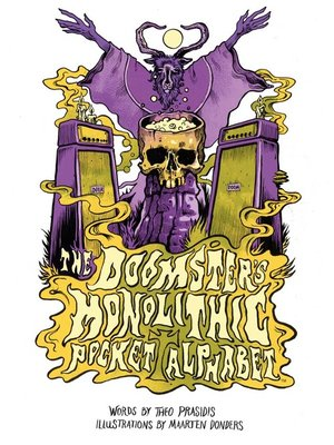 cover image of The Doomster's Monolithic Pocket Alphabet