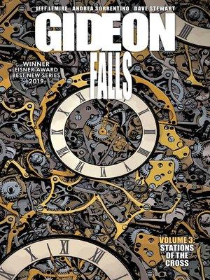 cover image of Gideon Falls (2018), Volume 3