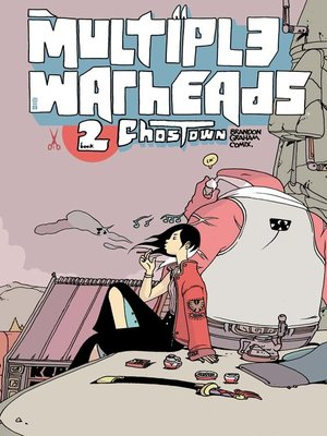 cover image of Multiple Warheads (2018), Book 2