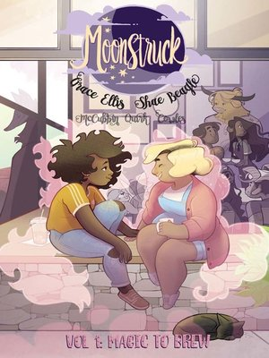 cover image of Moonstruck (2017), Volume 1