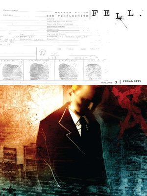 cover image of Fell (2005), Volume 1