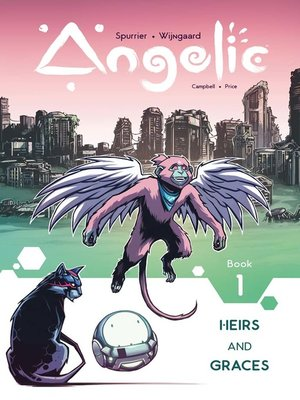 cover image of Angelic (2017), Volume 1
