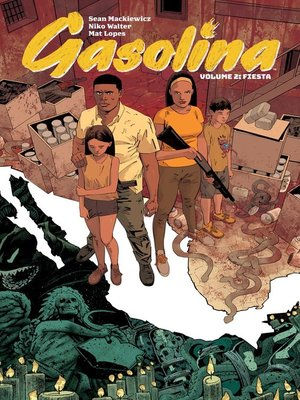 cover image of Gasolina (2017), Volume 2