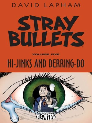cover image of Stray Bullets (1995), Volume 5