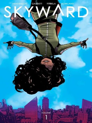 cover image of Skyward (2018), Volume 1
