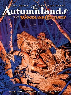 cover image of The Autumnlands (2014), Volume 2