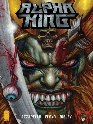 cover image of Alpha King (2016)