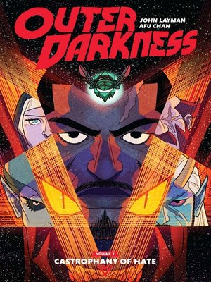 cover image of Outer Darkness (2018), Volume 2