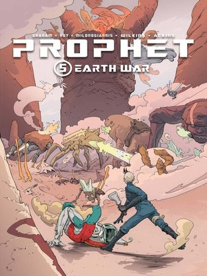 cover image of Prophet (2012), Volume 5