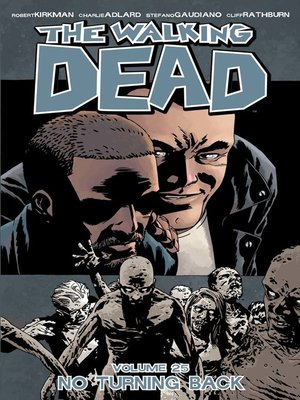 cover image of The Walking Dead, Volume 25