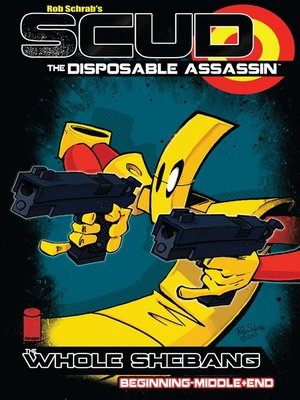 cover image of Scud: The Disposable Assassin