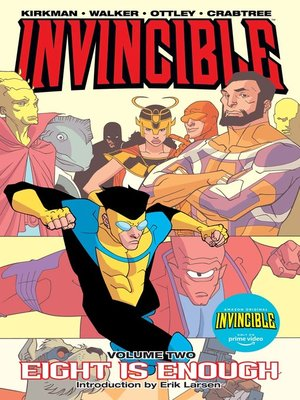 cover image of Invincible (2003), Volume 2