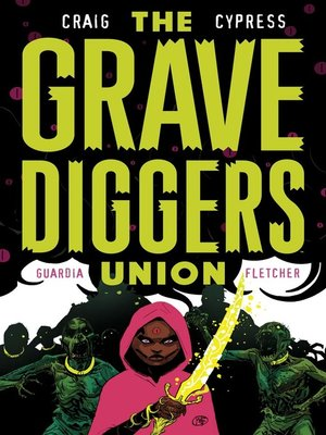 cover image of The Gravediggers Union (2017), Volume 2
