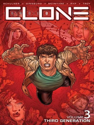 cover image of Clone (2012), Volume 3