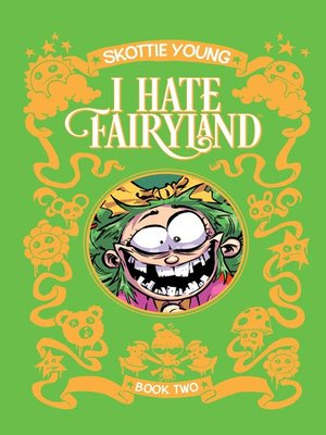 cover image of I Hate Fairyland (2015), Book 2