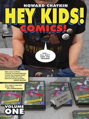 cover image of Hey Kids! Comics!