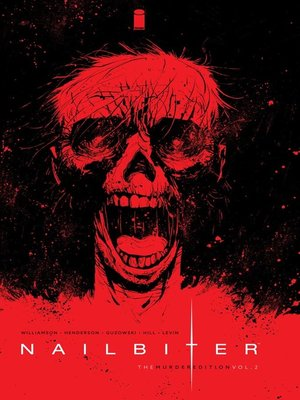 cover image of Nailbiter (2014), Book 2