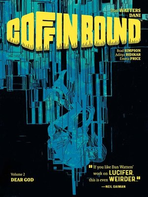 cover image of Coffin Bound (2019), Volume 2