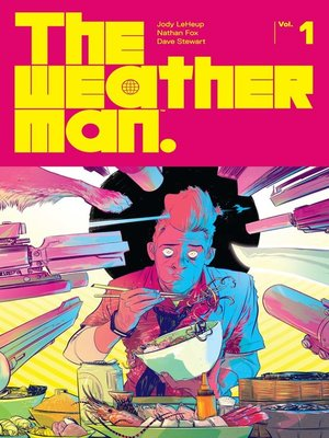 cover image of The Weatherman (2018), Volume 1