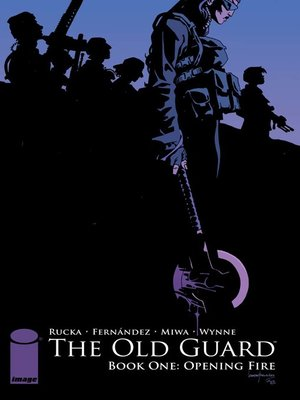 cover image of The Old Guard (2017), Book One