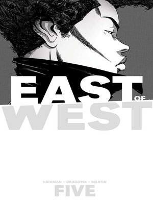 cover image of East of West (2013), Volume 5