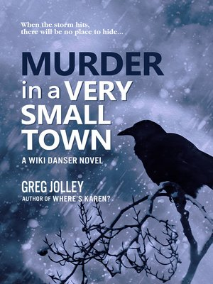cover image of Murder in a Very Small Town